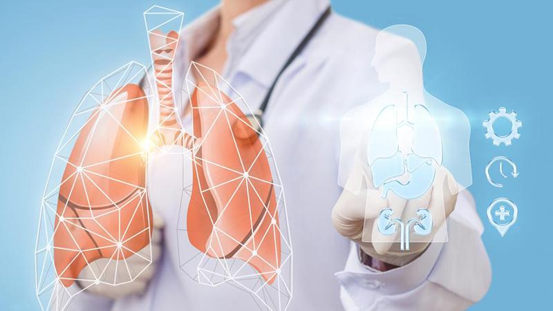 Nám phổi và cách điều trị