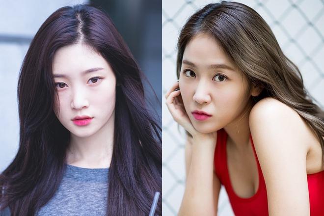 Oh yeon seo phẫu thuật thẩm mỹ