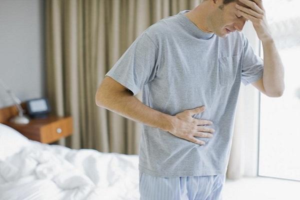 Thỉnh thoảng đau nhói bụng dưới bên phải