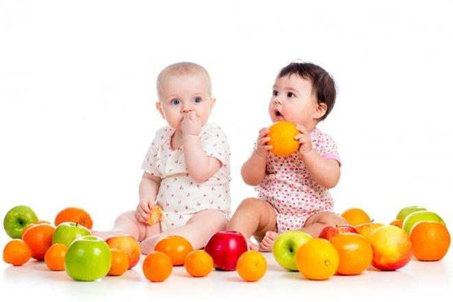 Trẻ 7 tháng tuổi ăn được những hoa quả gì