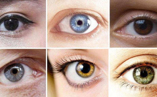 Đôi mắt màu tím của elizabeth taylor