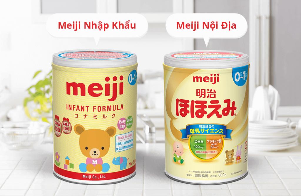 Trẻ uống sữa công thức đi ngoài màu xanh