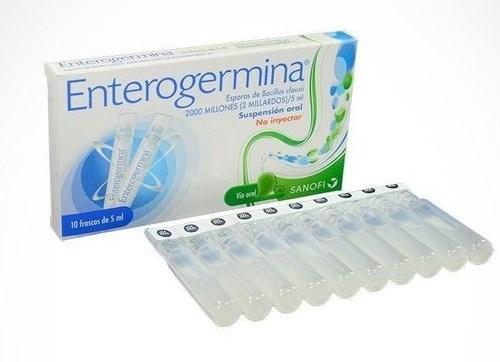 Thuốc enterogermina uống trước hay sau ăn