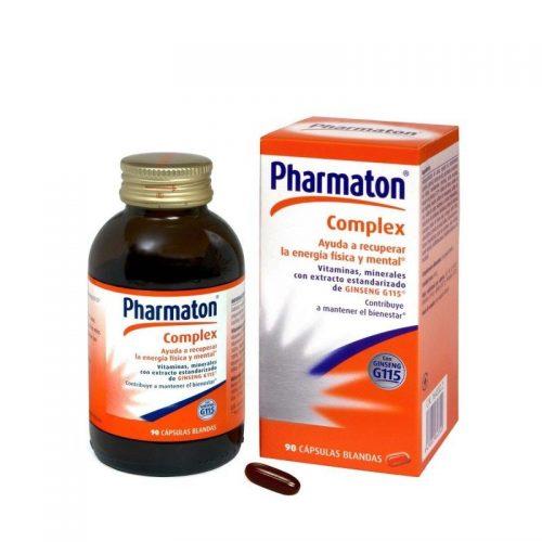 Giá thuốc Pharmaton của Pháp